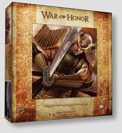 L5R War of Honor Game