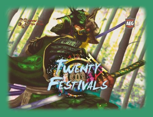 L5R Twenty Festivals 36 Count Booster Tin