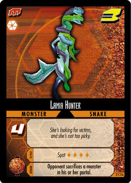 Dot Hack Lamia Hunter 2S116 Foil Card
