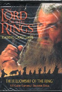 LOTR Fellowship of the Ring Gandalf Starter Deck