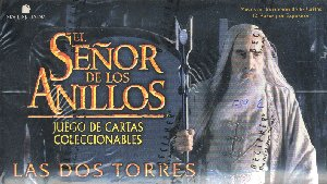 LOTR Spanish The Two Towers Starter Box