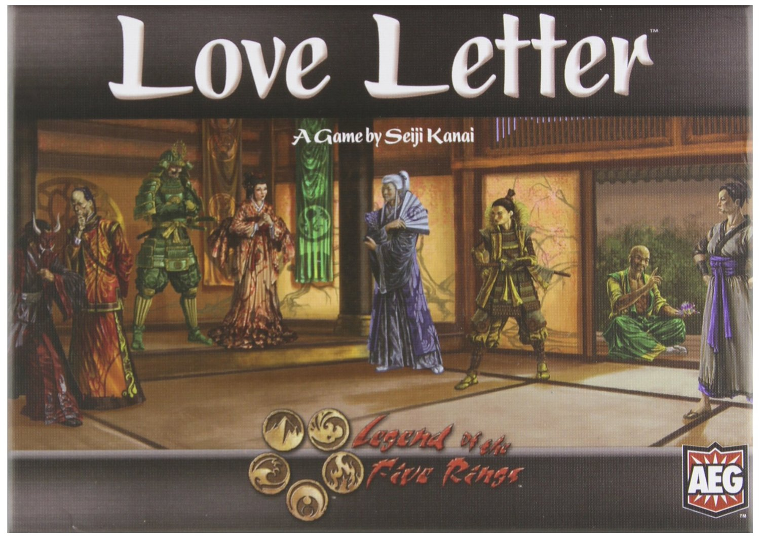 Love Letter - L5R Edition
