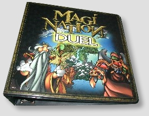Magi Nation Duel Binder