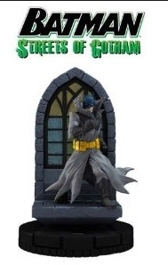 DC HeroClix Miniatures: Batman - Streets of Gotham Marquee Figure 'Batman of Tomorrow'
