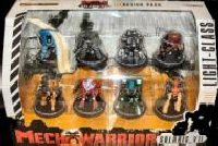 Mech Warrior Solaris VII Light Class Action Pack