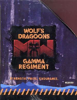 Mech Warrior Wolfs Dragoons Gamma Regiment Action Pack