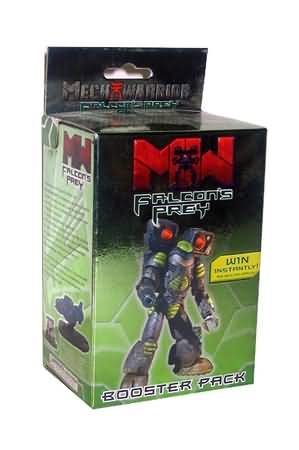 Mech Warrior Falcons Prey Lot of 12 Booster Packs