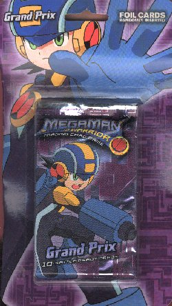 Mega Man TCG Grand Prix Blister Booster Pack