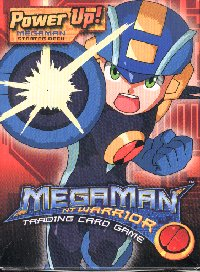 Mega Man TCG Power Up Megaman Starter Deck