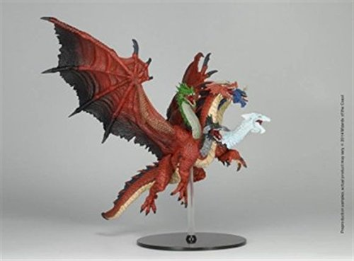 Miniatures Icons of the Realm Tiamat Dragon Figure