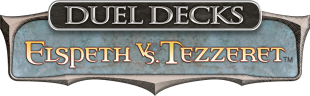 MTG German Elspeth Vs Tezzeret Duel Deck