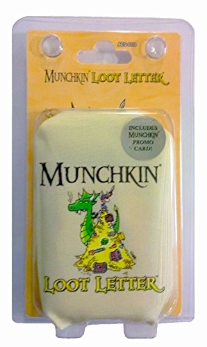 Munchkin Loot Letter - Clamshell Version