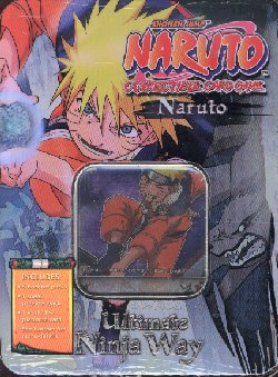 Naruto Ultimate Ninja Way Naruto Tin