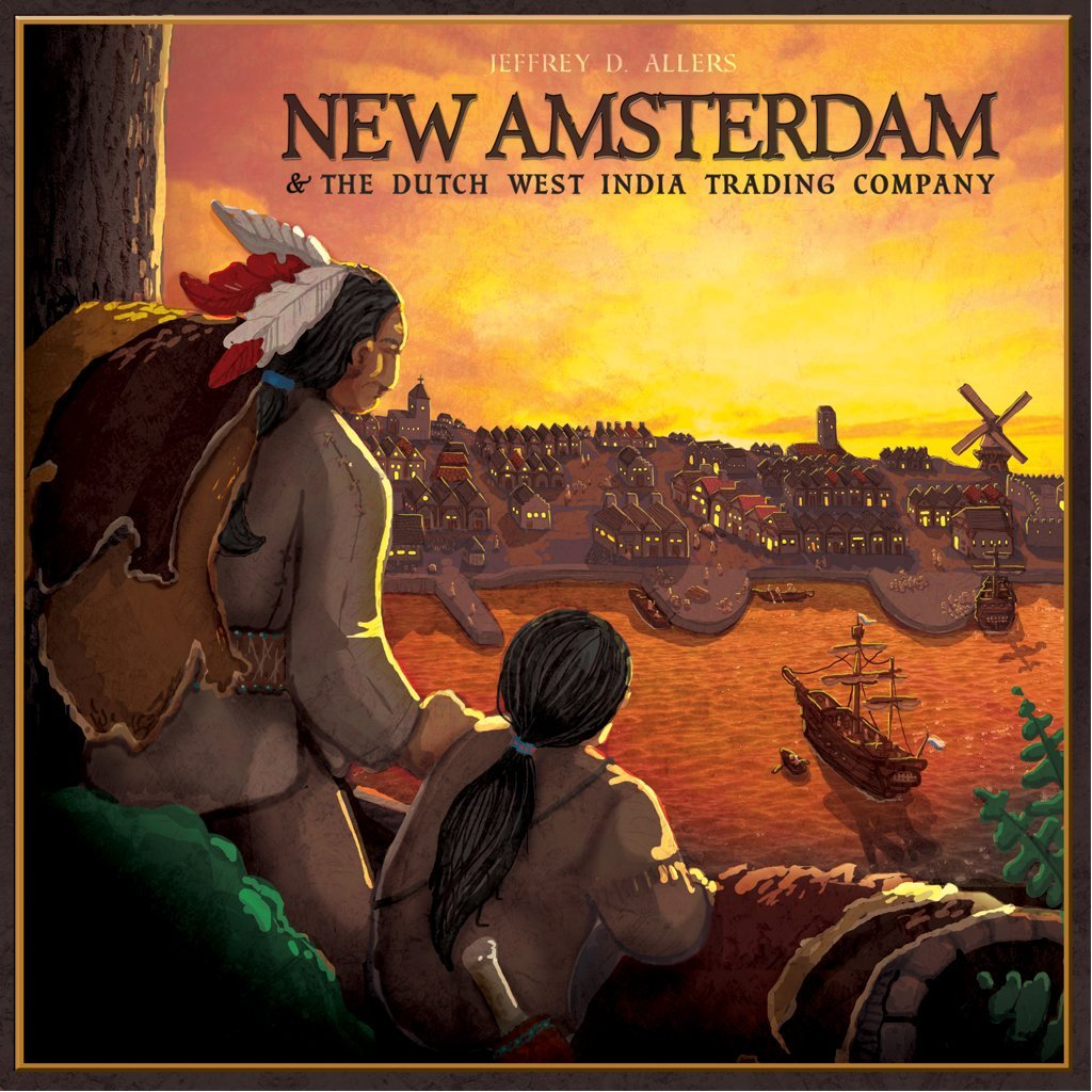 New Amsterdam: Board Game