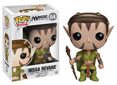 3972 POP Games: MTG - Nissa Revane