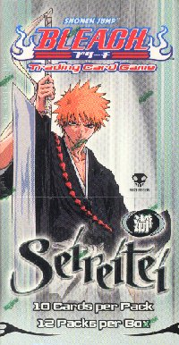 Bleach TCG Seireitei Booster Box