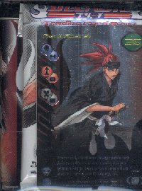 Bleach TCG Seireitei 4 Deck Tins Lot Ichigo Renji Toshiro and Yoruichi