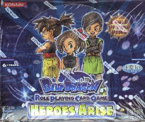 Blue Dragon RPCG Heroes Arise Booster Box
