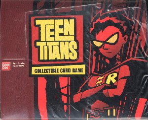 Teen Titans Series 1 Go! Booster Box