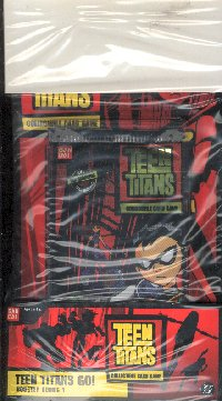 Teen Titans Series 1 Go! Blister Box