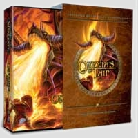 World of Warcraft TCG Onyxias Lair Deck