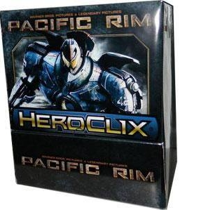 HeroClix Miniatures Pacific Rim Gravity Feed Display Box