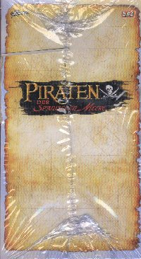 German Pirates of the of the Spanish Main 20ct Blister Booster Box