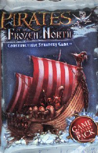 Pirates of the Frozen North Lot of 9 Booster Packs