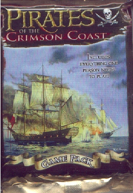 Pirates of the Crimson Coast Lot of 9 Booster Packs