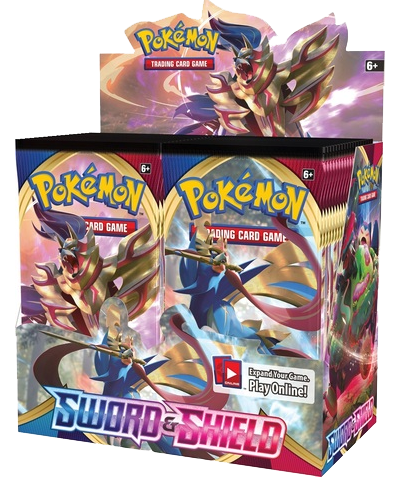 Pokemon Sword & Shield: Base Set Booster Box