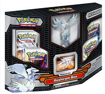 Pokemon Reshiram Box Set