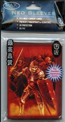 Max Protection Yugioh Size Skeleton Army II 50ct Sleeves Pack