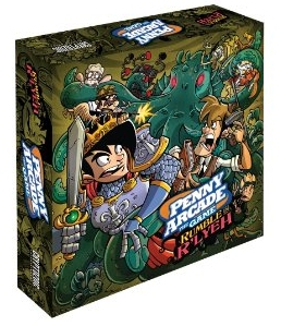 Penny Arcade Rumble in R'lyeh Board Game