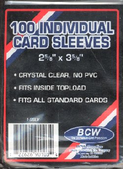 Soft Sleeves Pack 100ct