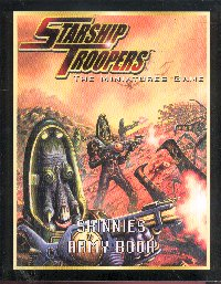 Starship Troopers Miniatures Game 4 Book Lot