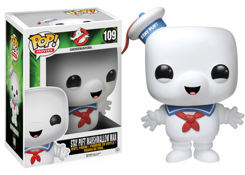 "3981 POP Movies: Ghostbusters - 6"" Stay Puft Man"