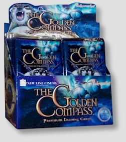Inkworks The Golden Compass Trading Cards HOBBY Box