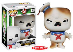 4382 POP Movies:Ghostbusters -6'' Toasted Stay Puft