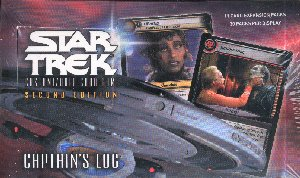 Star Trek 2nd Edition Captains Log Booster Box