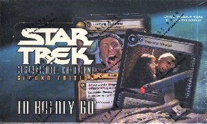 Star Trek 2nd Edition To Boldly Go Booster Box