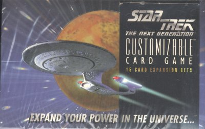 Star Trek Beta Unlimited Booster Box