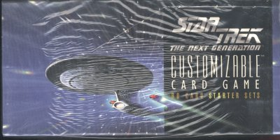 Star Trek Beta Unlimited 6 Starter Box Case