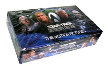 Star Trek Motion Pictures Booster Box