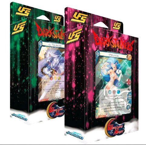 UFS Darkstalkers Warriors of the Night Starter Box
