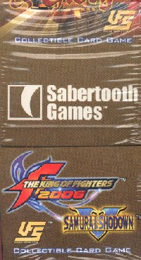 UFS The King of Fighters 2006 Samurai Shodown V Fortune & Glory Booster Box