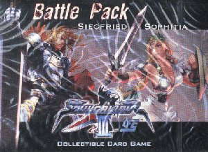 UFS Soulcalibur III Battle Pack Starter Deck