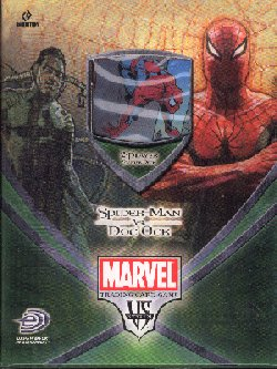Vs System Spider Man vs Doc Ock 1st Edition 2 Player Starter Deck