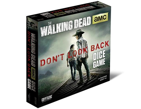 Walking Dead Don't Look Back Dice Game