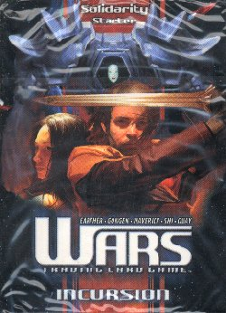 Wars TCG Incursion Solidarity Starter Deck