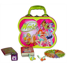 Winx Club Starter Deck Tin Set